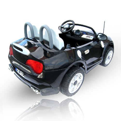 kinder elektroauto 2 sitzer b15 mit 2 x 45 watt motor extra gro elektro kinderauto. Black Bedroom Furniture Sets. Home Design Ideas