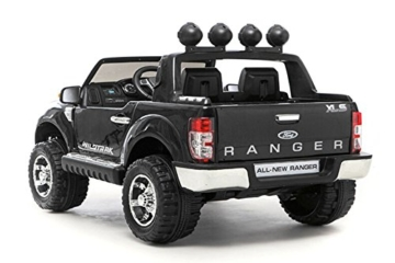 ford ranger elektroauto 2 x 35w 12v mp3 rc ferngesteuert schwarz. Black Bedroom Furniture Sets. Home Design Ideas