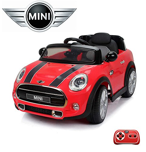 kinder elektroauto mini cooper g nstig zu kaufen mit. Black Bedroom Furniture Sets. Home Design Ideas