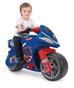 Injusa 64677-Elektro-Fahrzeugs Wind Avengers, Motorrad, 6 Volt - 1