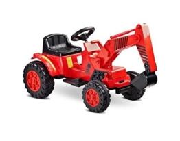 Kindermotorrad Kinderauto Kinderelektromotorrad Kinderfahrzeug Traktor Bagger 6V - 1