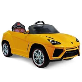 Lamborghini Urus 2.4G Kinderauto Elektroauto Kinderfahrzeug Kinder Auto Spielzeug mit Fernbedienung RC - 1