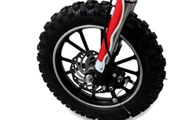 NEU Kinder Mini Crossbike Gazelle ELEKTRO 500 WATT inklusiv