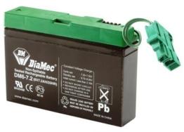 Peg Perego KB0016 – Batterie 6V / 8Ah für 6V Fahrzeuge - 1