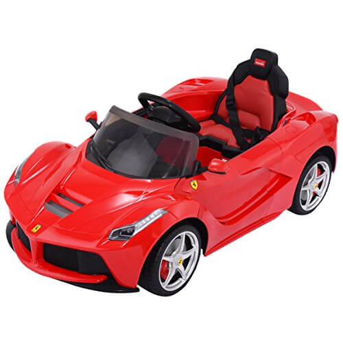 luxusschlitten kinderauto ferrari f r ihr kind hier kaufen. Black Bedroom Furniture Sets. Home Design Ideas