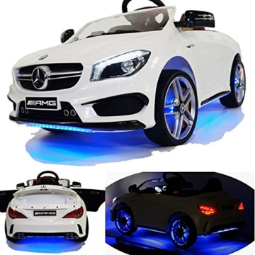 mercedes benz cla 45 amg viele led effekte soft start. Black Bedroom Furniture Sets. Home Design Ideas